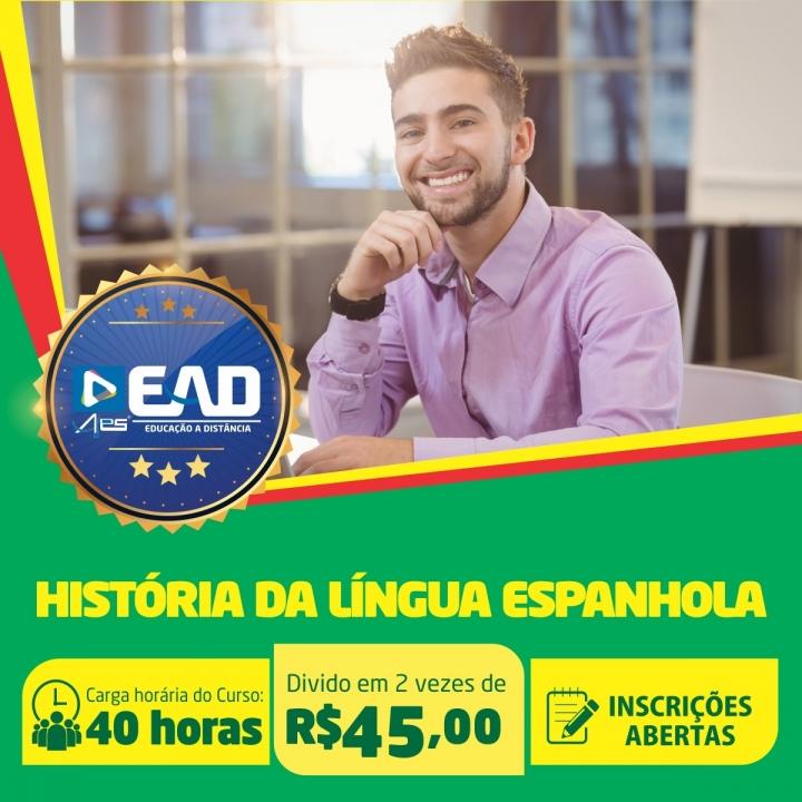 Curso de Extensão em História da Língua Espanhola