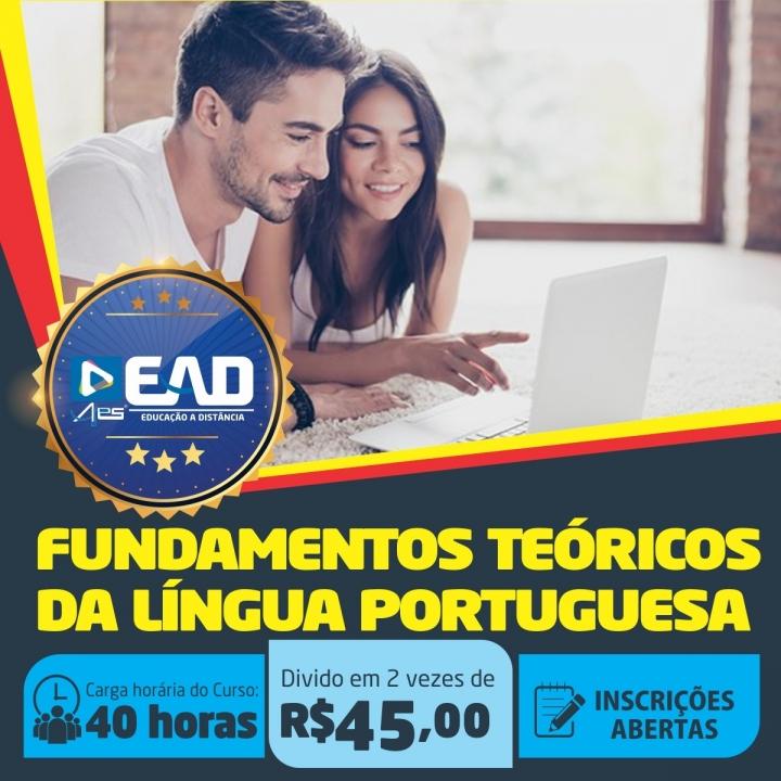 Curso de Extensão em Fundamentos Teóricos da Língua Portuguesa