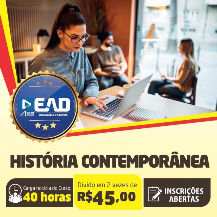 Curso de Extensão em  História Contemporânea