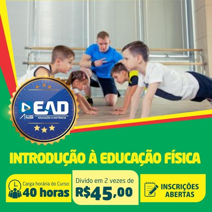 Curso de Extensão em  Introdução à Educação Física
