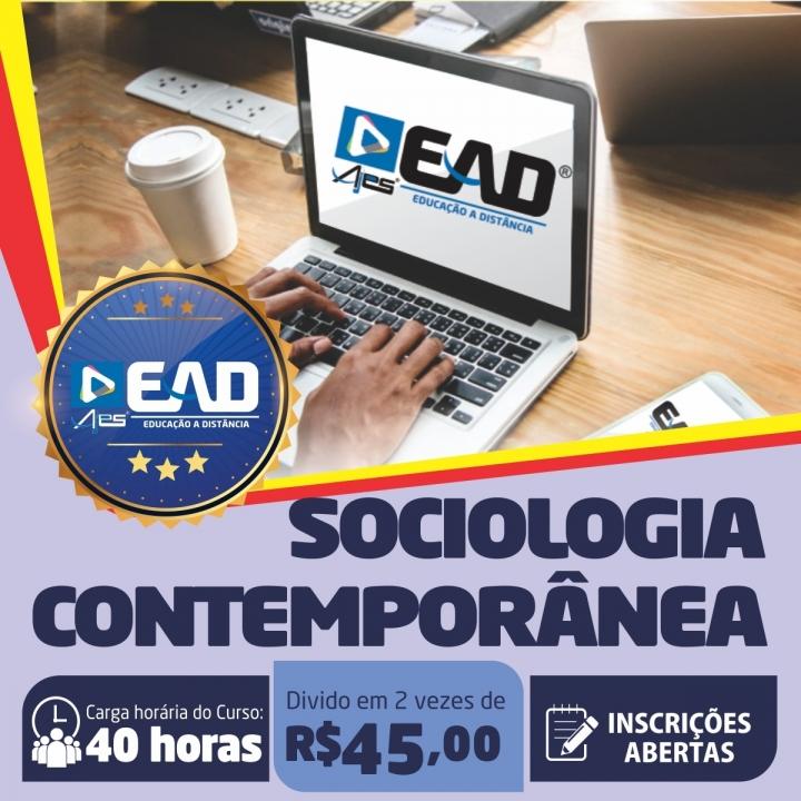 Curso de Extensão em  Sociologia Contemporânea