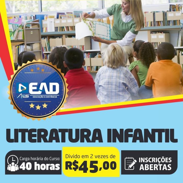 Curso de Extensão em Literatura Infantil