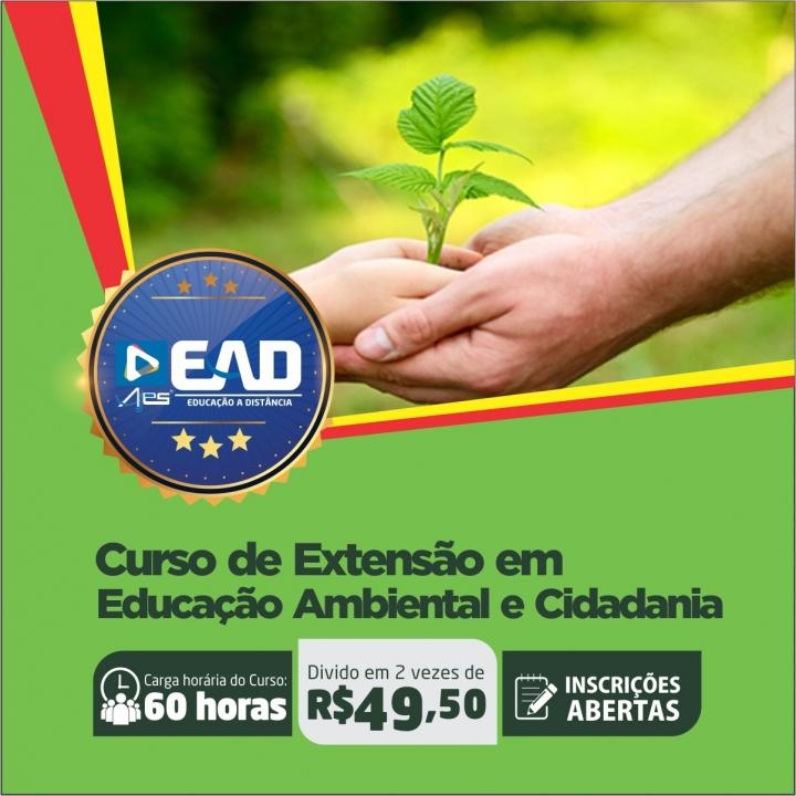 Curso de Extensão em Educação Ambiental e Cidadania