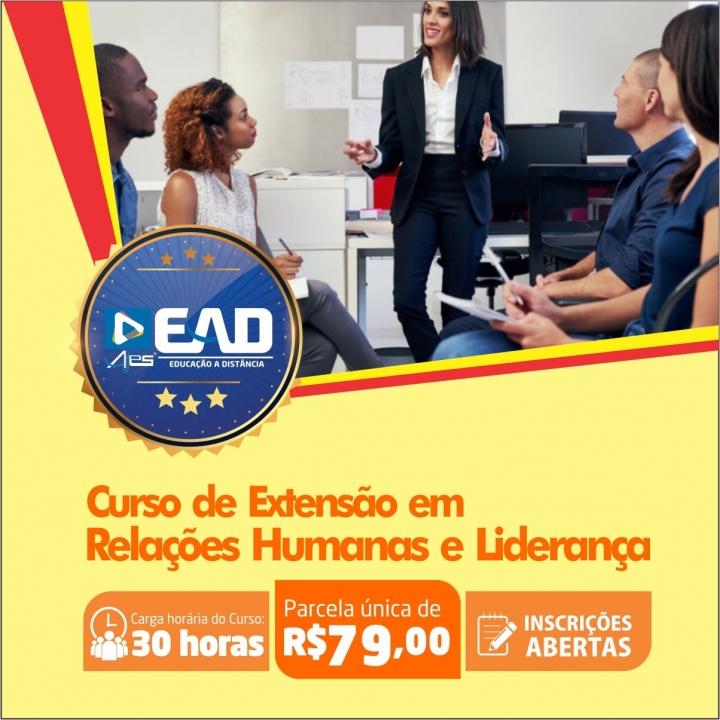 Curso de Extensão em Relações Humanas e Liderança