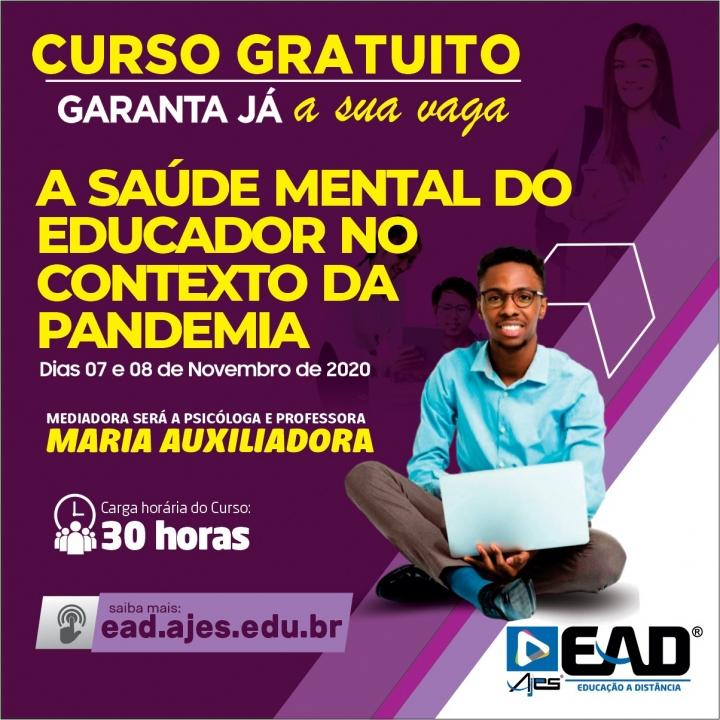 A SAÚDE MENTAL DO EDUCADOR NO CONTEXTO DA PANDEMIA